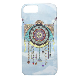 Peace Kite Dangle Phone Case