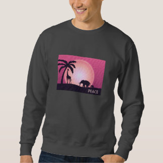 Peace Land Sweatshirt