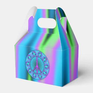 Peace ~ Leaf Favor Boxes