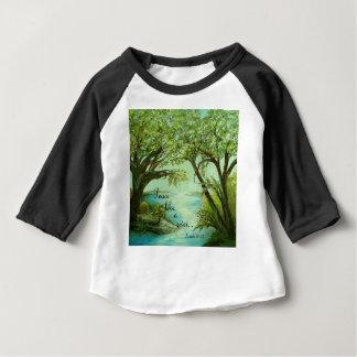Peace  Like a River Baby T-Shirt