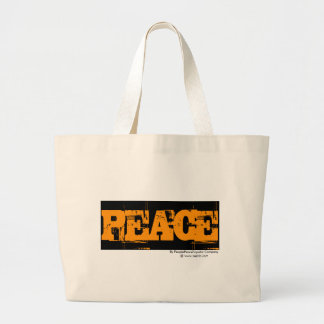 peace_logo_big, By PeoplePeacePopular Company@ ... Canvas Bags