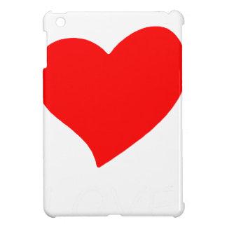 peace love13 iPad mini cover