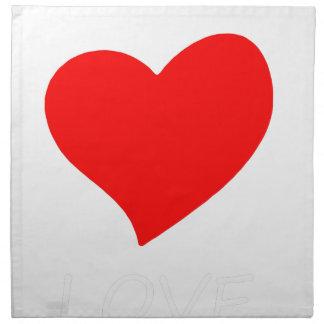 peace love13 napkin