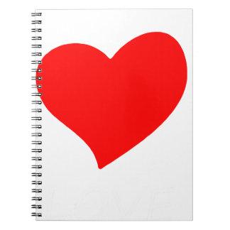 peace love13 notebook