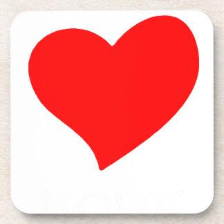 peace love15 coaster