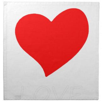 peace love15 napkin