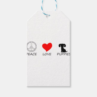 peace love16 gift tags