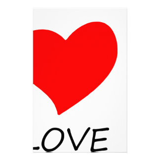 peace love16 stationery