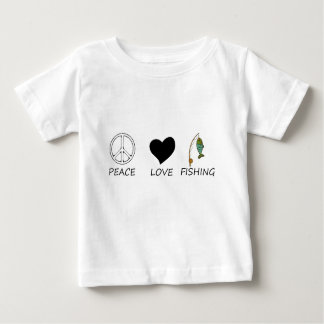 peace love18 baby T-Shirt