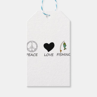 peace love18 gift tags