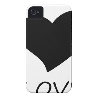 peace love18 iPhone 4 case