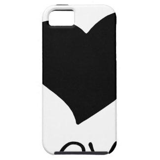 peace love18 iPhone 5 case