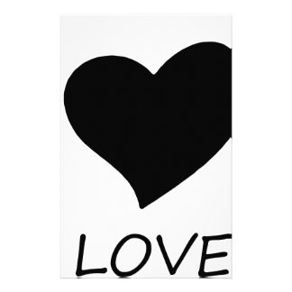 peace love18 stationery