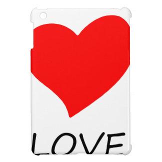 peace love20 iPad mini case