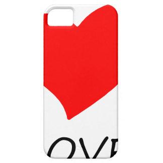 peace love20 iPhone 5 case
