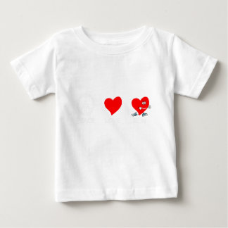 peace love21 baby T-Shirt
