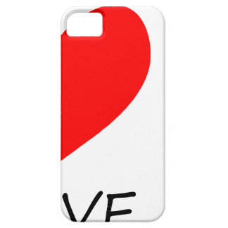 peace love24 case for the iPhone 5