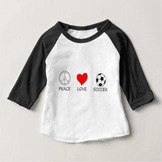 peace love25 baby T-Shirt