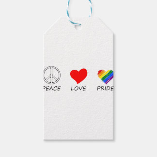 peace love26 gift tags