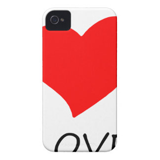 peace love26 iPhone 4 case