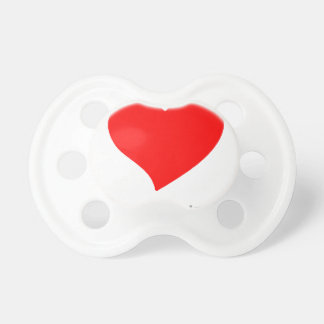 peace love26 pacifier