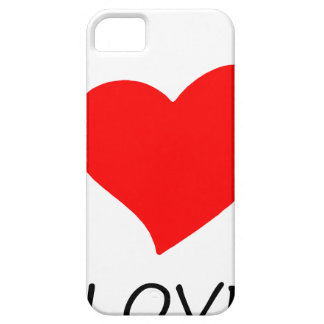 peace love27 case for the iPhone 5