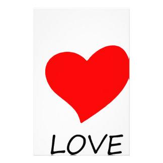 peace love27 stationery