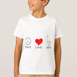 peace love27 T-Shirt