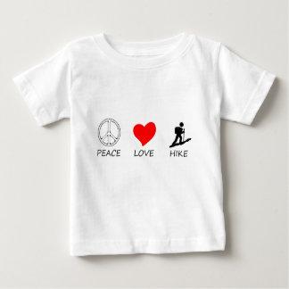 peace love33 baby T-Shirt