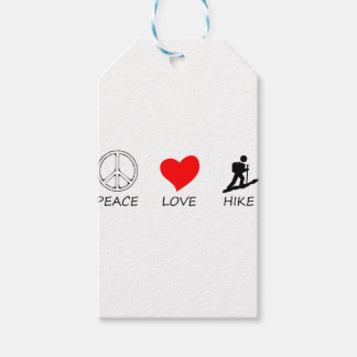 peace love33 gift tags