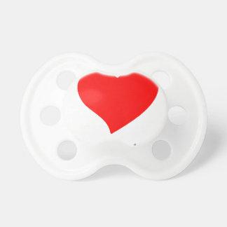 peace love33 pacifier