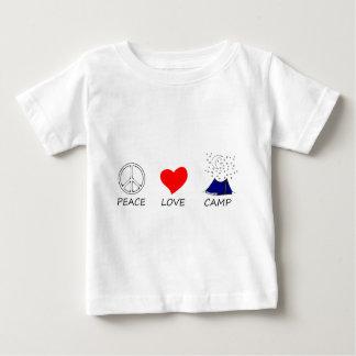 peace love35 baby T-Shirt