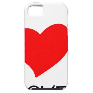 peace love35 case for the iPhone 5