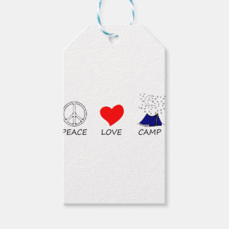 peace love35 gift tags