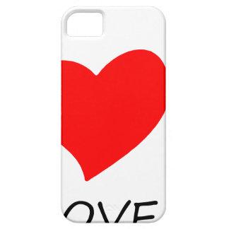 peace love35 iPhone 5 case