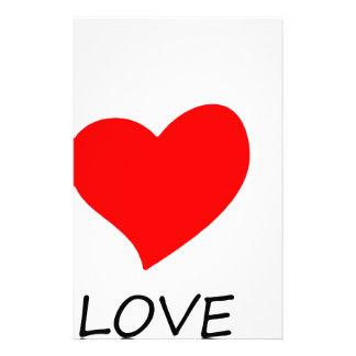 peace love35 stationery