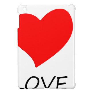 peace love36 iPad mini cover