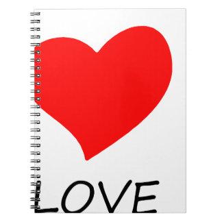peace love36 notebook