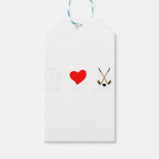 peace love37 gift tags