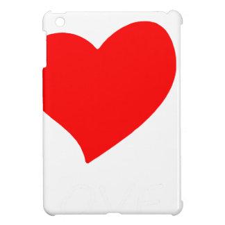peace love37 iPad mini case