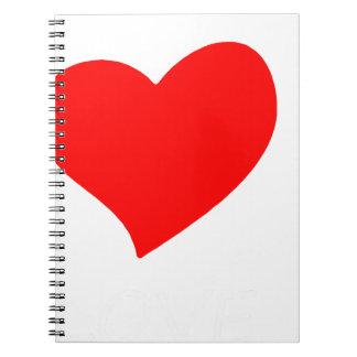 peace love37 notebook