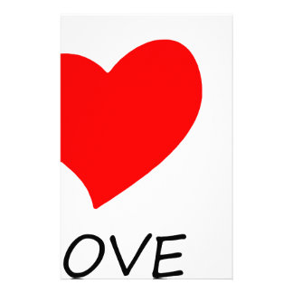 peace love38 stationery