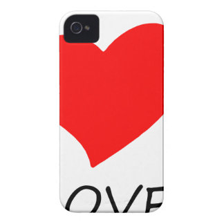 peace love3 Case-Mate iPhone 4 cases