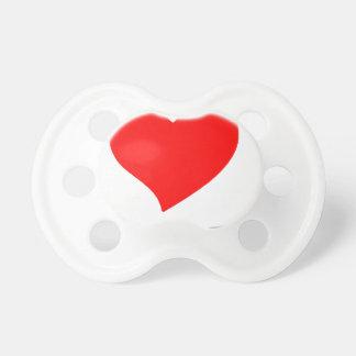 peace love3 pacifier