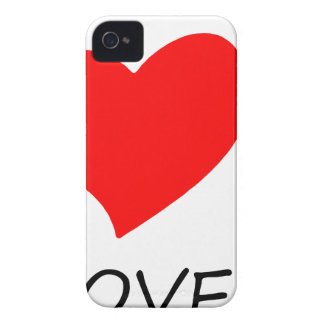 peace love40 Case-Mate iPhone 4 case