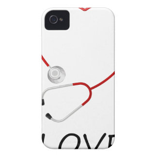 peace love42 iPhone 4 Case-Mate case
