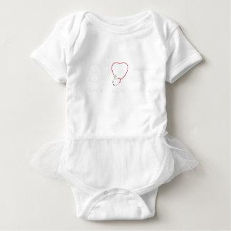peace love43 baby bodysuit
