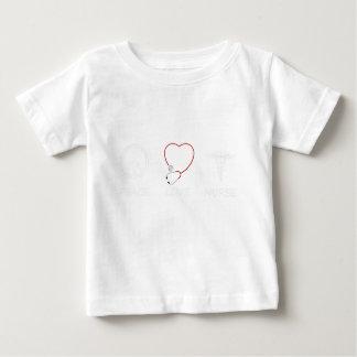 peace love43 baby T-Shirt