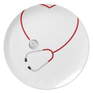 peace love43 plate
