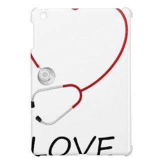 peace love44 iPad mini case